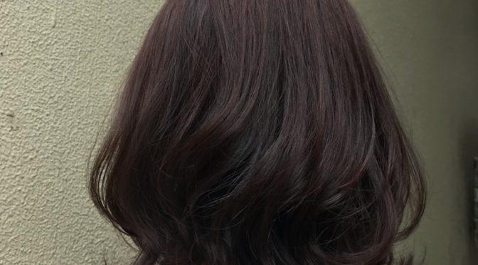 秋カラー☆オススメ