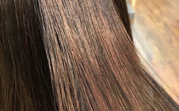 髪質改善を始めて体験したら、サラサラヘアに変身!
