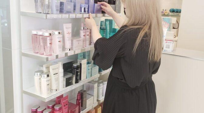様々なお客様の髪の悩みに対応できるケラスターゼのラインナップ!
