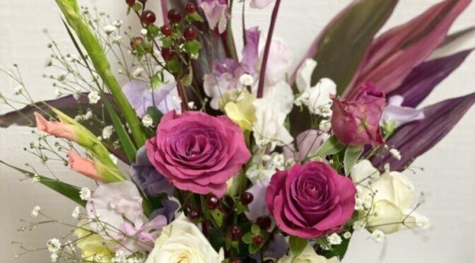 お花に癒される生活♡